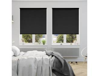 Estores enrollables para marcos de ventana Blackout Screen