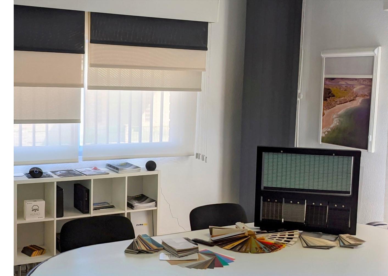 Detalle de nuestra showroom